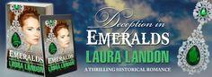 Happy Release Day, @writerlaura! Deception in Emeralds, now available for sale! https://www.amazon.com/Nighthawk-Sons-Wolfe-Pack-Book/dp/154101684X/ref=sr_1_1?ie=UTF8&qid=1487697112&sr=8-1&keywords=Nighthawk+by+kathryn+le+veque
