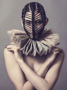 Ethereal - Anna Wade | See the full #hair collection at salonmagazine.ca