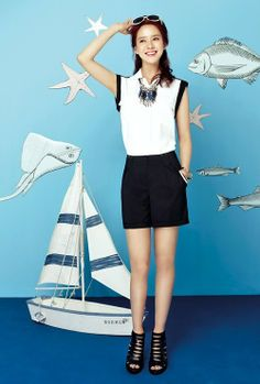 Song Ji Hyo - Yesse (Summer '14)