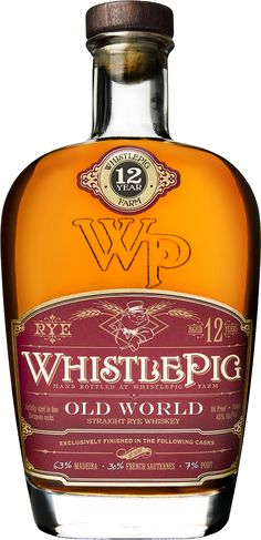 12 Year Old World | WhistlePig Whiskey