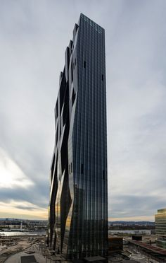 DC Towers I / Dominique Perrault Architecture