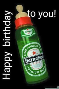 drinkbig kisses from … Birthday Quotes : Happy beerday!drinkbig kisses from all of us Happy Birthday For Her, Happy Birthday Wishes Quotes, Birthday Blessings, Happy Birthday Pictures, Birthday Wishes Cards, Happy Birthday Funny, Happy Birthday Greetings, Humor Birthday, Birthday Ideas