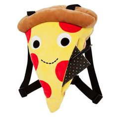 @brentrager5 Yummy World Backpack Cheezy Pie