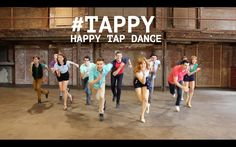Happy Tap Dance #TAPPY | oh my goodness gracious me, this made my whole entire week!