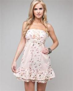 Ordered this dress because I LOVE it...perfect for summer!