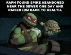 tmnt facts