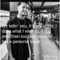 New quotes music lyrics rap g eazy Ideas Rap Lyrics, Song Lyric Quotes, Music Quotes, New Quotes, Quotes To Live By, Life Quotes, Inspirational Quotes, Qoutes, G Easy Quotes