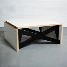 MK1 convertible table - watch the demo video