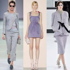liliach grey, Chanel, Vivetta, Armani, pantone, cartella colori, Labo54 oltrelamoda, fashion color report 2016, fashion blog, trends, shopping