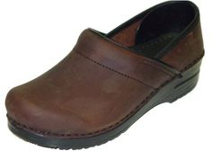 Dansko Women's Professional Oiled Leather Clog $119.9