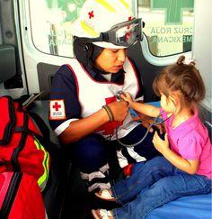 Mochila Trauma III EMS al servicio de los profesionales de Cruz Roja Mexicana Delegación Allende,N.L. EMS Mexico | Equipando a los Profesionales