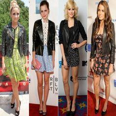 Jaquetas de couro feminina-dicas, modelos, como usar.3