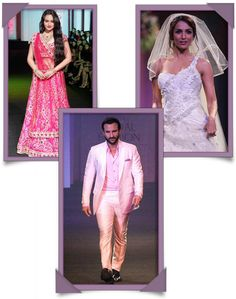 Indian Bandwagon Fashionable Dresses greatly exhibited in Aamby Valley Bridal Fashion Week, 2012