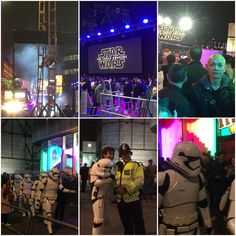 Happened upon the #London #film #premiere of #StarWarsTheForceAwakens in #LeicesterSquare. The cast including #HarrisonFord and #MarkHamill are in attendance. #awesome #sightseeing #travel #traveller #travelling #uk