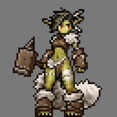 I have been wanting to learn pixel art, so I decided to do this for the evening. Pixel Art Gif, Anime Pixel Art, Pixel Art Games, Pixel Life, League Of Legends, Pixel Characters, Pixel Animation, 8 Bit Art, Aliens