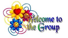 Welcome to the group smileys graphic / *Welcome Friends‼ I share all my pins.. So pin away‼  I just want you to have fun‼