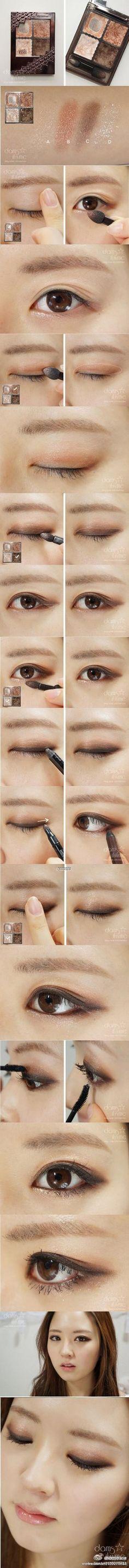 Korean make up | ⭐️⭐️ www.AsianSkincare.Rocks
