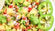 Chili Lime Tilapia Recipe with Fresh Mango Salsa {Easy Healthy Fish Dinner Recipe} Mango Salsa Recipes, Taco Salad Recipes, Healthy Recipes, Fresh Fruit Desserts, Fresh Fruit Tart, Lime Tilapia Recipes, Easy Restaurant, Beef Casserole Recipes, Mango Cheesecake