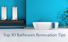 Trendy Kitchen Renovation Tips Bathroom 28 Ideas Feng Shui, Design Moderne, White Cabinets, Kitchen Countertops, Home Renovation, Home Improvement, Layout, Bathroom, Bleu Cyan