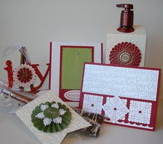 #Free #Thread #techniques to #Embellish your Cards!