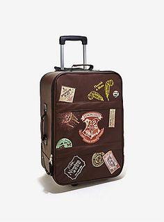 Harry Potter Hogwarts 21 Inch Luggage,