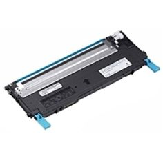 Dell C815K Toner Cartridge for 1230c/1235cn - 1000 Pages - Cyan
