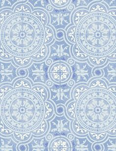 Piccadilly Soft Blue Wallpaper 948042 by Cole and Son Wallpaper. 50 Year Anniversary Sale - Up to off everything through April