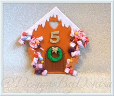 New House First Christmas GIngerbread House by DesignsByDenisa