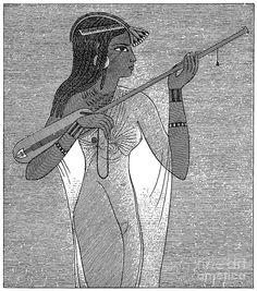 ancient americans | Ancient Egypt: Music Photograph
