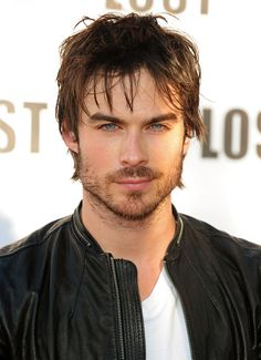 Ian Somerhalder at the Lost Final Celebration on May 13, 2010
