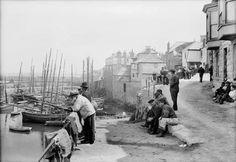 Wick Harbour, c1890s