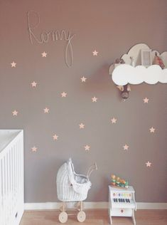 Wall stickers for the children& room. Beautify your home with stickers for . - Wall stickers for the children& room. Decorate your home with stickers for your wall in heart - Nursery Stickers, Nursery Wall Decals, Wall Stickers, Baby Bedroom, Baby Room Decor, Kids Bedroom, Parents Room, Room Colors, Girl Room