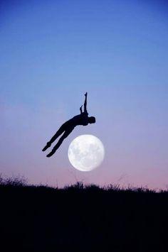 Saltar la luna