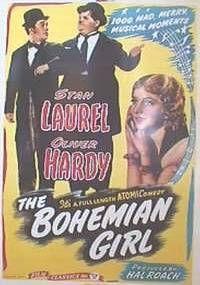 Laurel en Hardy - Bohemian Girl