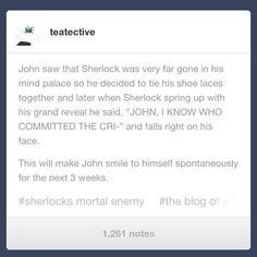 I would very much like for this to happen, thank you. Sherlock Fandom, Sherlock John, Sherlock Holmes, Moriarty, Sherlock Humor, Sherlock Cast, Sherlolly, Merlin, Baker Street