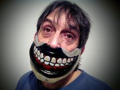 Hey, I found this really awesome Etsy listing at https://www.etsy.com/listing/260900872/twisty-the-clown-mask-from-american