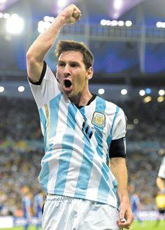 Argentina's pride .......Messi, soccer and empanadas ! Somos Los mejores en el mundo !!!!