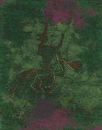 View Versprengter Reiter Rider astray by Paul Klee on artnet. Browse upcoming and past auction lots by Paul Klee. Oil Painting Abstract, Painting Frames, Watercolor Artists, Painting Art, Watercolor Painting, Paul Klee Art, Cubism, Painting Inspiration, Oil On Canvas