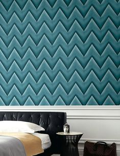 Find fabulous ideas and inspiration for wallpaper for a teenage boys' and kids' bedrooms @ Top Designer.