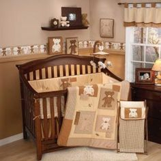 1000 Images About Teddy Bear Nursery Ideas On Pinterest