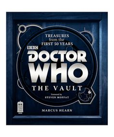 Looks good! :: Doctor Who: The Vault Hardcover.  FOR MY LIL EMILY