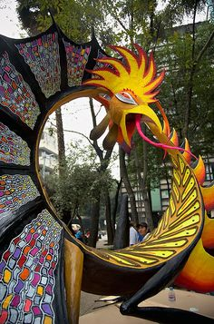 Alebrije_4 by caliopedreams, via Flickr
