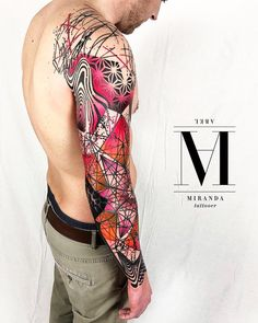 Arm tattoo idea