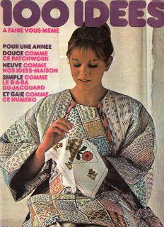 Tricots et cuisine de 100 Idées: 100 Idées de 1977  BLOG CONCERNANT 100 IDEES A VOIR