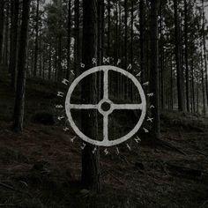 am Wardruna - Rotlaust Tre Fell Hugin Munin Tattoo, Viking Tribes, Herne The Hunter, Nordic Symbols, Ancient Runes, Elder Futhark Runes, Rune Stones, Nordic Tattoo, Occult Art