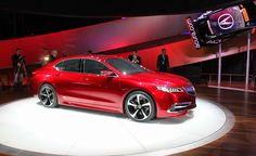 2016 Acura TLX Release Date