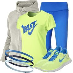 """""""Run Fast"""" by qtpiekelso on Polyvore"""