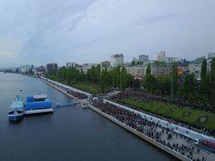 """35 000 саратовцев посетили фестиваль """"Городские выходные"""" на набережной      #Саратов #СаратовLife"""