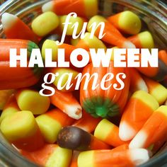 Fun #Halloween games to play with your family!