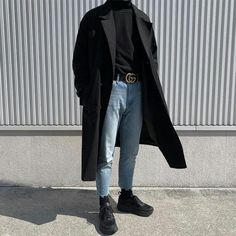 trendy outfits for school & trendy outfits Korean Fashion Men, Korean Street Fashion, Mens Fashion, Mode Outfits, Casual Outfits, Fashion Outfits, Fashion Ideas, Mode Streetwear, Streetwear Fashion